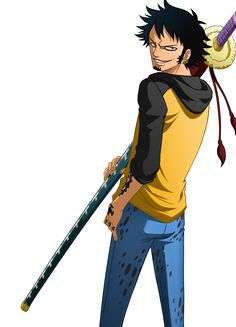 Trafalgar Law by Narusailor on DeviantArt
