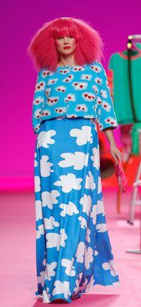 Agatha Ruiz de la Prada 2014 - Desfiles