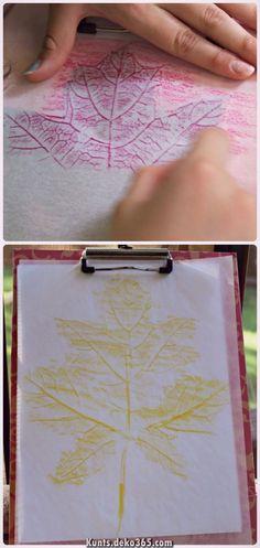 Nature art activities for kids leaf prints Ideas Autumn Crafts, Fall Crafts For Kids, Autumn Art, Nature Crafts, Autumn Theme, Art For Kids, Nature For Kids, Children Crafts, Kids Fun