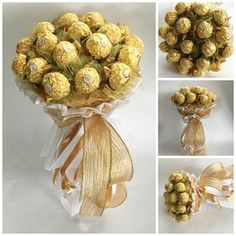 Items similar to Ferrero Rocher candy bouquet sweet gift flowers chocolate Birthday, Wedding, Love, Anniversary Candy arrangement Candy bouquet Candy gift on Etsy Bouquet Cadeau, Candy Bouquet Diy, Food Bouquet, Diy Bouquet, Candy Boquets, Ferrero Rocher Bouquet, Ferrero Rocher Chocolates, Candy Flowers, Gift Flowers