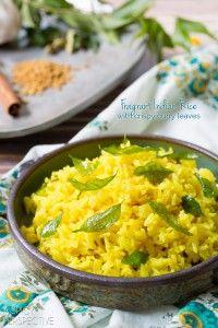 Indian Rice Recipe - #rice #indian