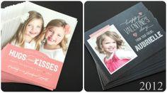 Photo card design
