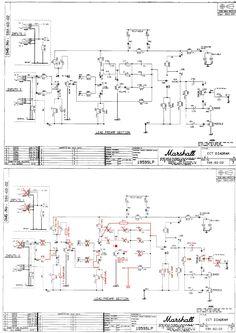 68 Best marshall mods images | Guitar amp, Guitar rig, Guitar Marshall Super B Schematic on marshall tsl 100 first design, marshall plexi tubes, marshall jcm pre amp, marshall jcm 900 layout, marshall parts list,