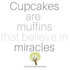 True story...  . . . Portervillemarket.co.za . . . #fairytale #truestory #cupcakes #cakeislife #behappy #believe Believe In Miracles, True Stories, Farmer, Fairytale, Cupcakes, Marketing, Words, Instagram, Fairy Tail