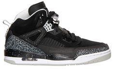 Jordan Spizike Black Grey White. Another Jordan Spizike is set to release in black, grey and white.