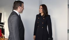 Crown Princess Mary attends opening of KFUM housing