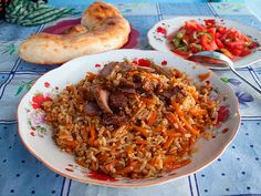 Plov - a dish that infuses and strengthens relations