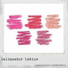 Delineador labios http://www.youniqueproducts.com/AdriAngeles