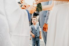 Incorporating kids at weddings can make the event lively and fun. To make a decision here is a guide on how kids can feel like they are part of it. Wedding With Kids, Perfect Wedding, Wedding Venues, Wedding Photos, Kids Part, Greece Wedding, Documentary Wedding Photography, Rings For Girls, Island Weddings