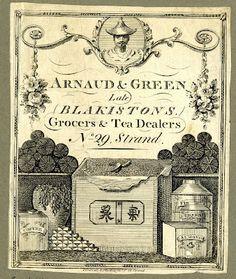 Sew 18th Century. Trade-card, 1792-1799