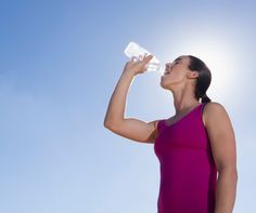 Running and Hydration: Eight Tips for Staying Hydrated