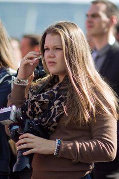 Camille Gottlieb, daughter of Princess Stephanie (Monaco). #monegasqueroyals #royalty #royals