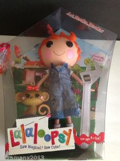 MGA Entertainment Lalaloopsy Ace Fender Bender