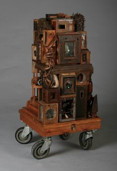 mobile cabinet of curiosities