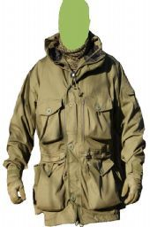 Arktis Country Covers SAS Style Waterproof Smock Parka