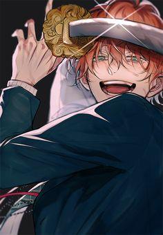Twitter Anime Boys, Chica Anime Manga, Hot Anime Guys, Manga Boy, Anime Art, Handsome Boy Photo, Handsome Boys, Yandere Boy, Handsome Anime Guys