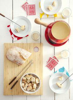 ♡chocolate fondue♡