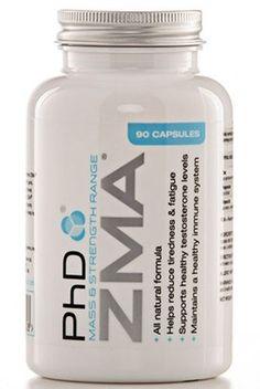PhD Nutrition ZMA 90 Capsule