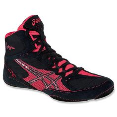 pink wrestling shoes! If only i could be so lucky!! | Wrestling ...