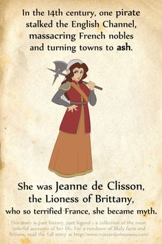Jeanne de Clisson-Rejected Princesses