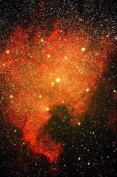 North America Nebula: