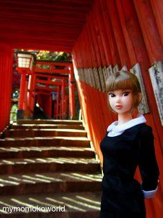 mymomokoworld <Title>Trip in Japan - Tsuwano