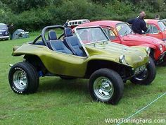 Mantz style VW Dune Buggy, I've wanted one of these since I was a kid push mowing yards for 2 $ a yard.  Crazy long time ago