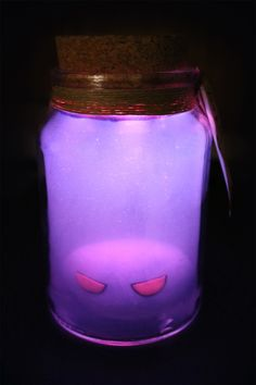 Get inspired to geek out any room with these 5 legend of zelda do it diy legend of zelda glowing bottled poe soul solutioingenieria Choice Image