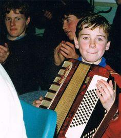 little boy  Michael Fassbender