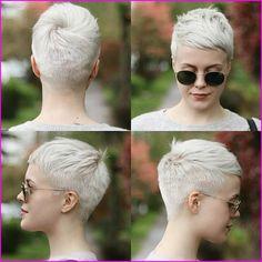 Very Short Pixie Cuts - Pixie Haircut Gallery 2019 - Short Pixie Cuts