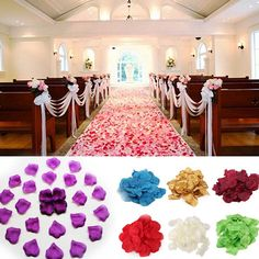 flower petals on sale at reasonable prices buy rose flower petals leaves silk wedding decorations party festival table confetti decor from mobile site on