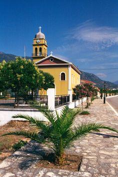 Greece Travel Inspiration - sami #Kefalonia, #Greece