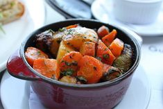 The Crock Pot Strikes Back: Hearty Vegetable Stew
