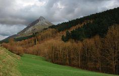 Txindoki, monte de Gipuzkoa #euskadi #basquecountry #gipuzkoa