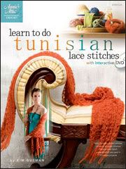 link to great videos on Tunisian crochet