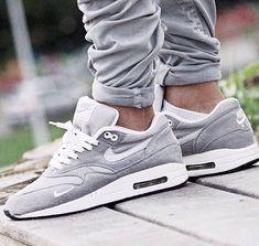 Greys kicks #nike #airmax