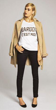 Marca Brigitte Bardot na nova coleção La Redoute