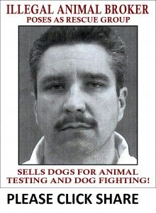 FLORIDA and OTHER DOG WELFARE PERSONS -Absolutely DO NOT allow any animals to be pulled by NEEDFUL SOULS (who are now located in Florida). In Georgia for a short while, unfortunately were able to pull some dogs (mostly Pit Bulls) out of rural shelter. He has been in and out of jail for fraud and is bad news! He preys wherever there is weakness and also has shown an extreme temper. These are the names affiliated: BRETT COCHRAN, ART COCHRAN, ROBIN COCHRAN. Florida does not require Dept. of Ag…