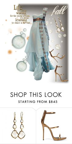 """""""Untitled #768"""" by belinda54-1 ❤ liked on Polyvore featuring Ippolita and Giuseppe Zanotti"""