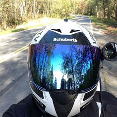 The SCHUBERTH C3PRO is the BEST Motorcycle Helmet i've ever worn! more at VRIDETV.com