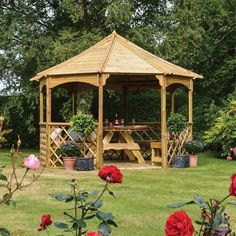 If you're attempting to determine whether a gazebo layout is the appropriate to your lawn or not you might wish . Read Lovely Gazebo Design Ideas For Your Backyard