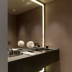 Bathroom Mirror Frosting Design, Pictures, Remodel, Decor and Ideas - page 8