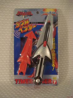 Mirai Sentai Power Rangers Time Force 8 Sounds Double Vector Sword YUTAKA
