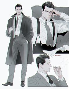 Handsome Anime Guys, Cute Anime Guys, Character Design References, Character Art, Manga Art, Anime Art, Art Reference Poses, Boy Art, Character Design Inspiration