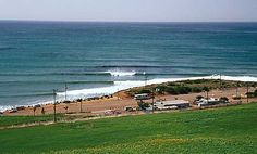 Surf spot travel photo of County Line