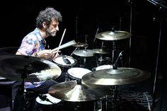 Jojo Mayer Set Up , Sonor Drums