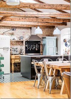 Oltre 1000 idee su arredamento chic industriale su for Arredamento scandinavo vintage