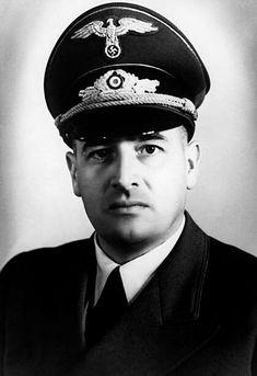 Hans Frank governor general of occupied Poland
