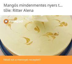 Mangós mindenmentes nyers torta Mango, Plates, Tableware, Manga, Licence Plates, Dishes, Dinnerware, Griddles, Tablewares