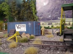 A neat little scene on Shan Crabtree's VA Midland RR.